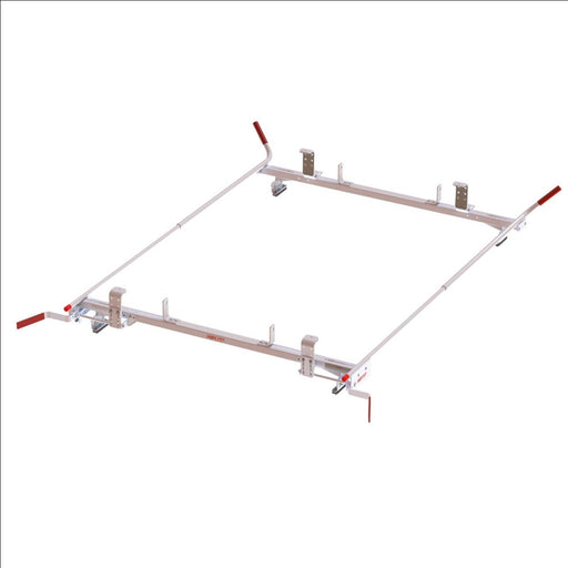 Quick Clamp Full Size Van Rack - Dual 70 in - 234-3-03