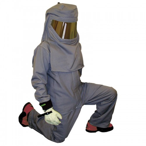 ARC FLASH SUIT 55 CAL CLASS 2 - (SALISBURY SK55L) - RENTAL