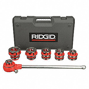 RIDGID HAND THREADER SET - (RIDGID ASSORTED) - RENTAL