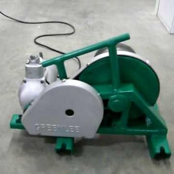 CABLE PULLER, 4000 LB - (GREENLEE 642) - RENTAL