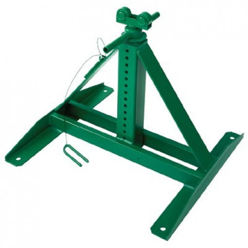 REEL JACK SET RENTAL - (GREENLEE 683)