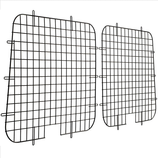 Ford E-Series Van Window Screen, Rear Door - 88022