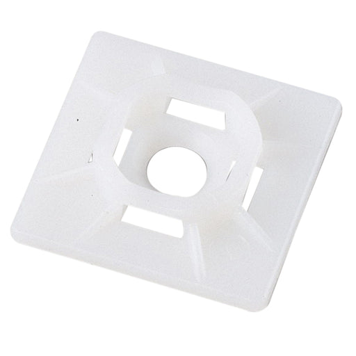 "Adhesive Mounting Base Natural 1"" x 1"" - 93510-B100"