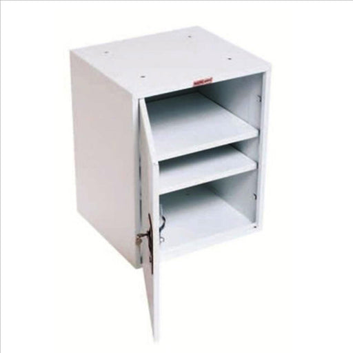 Lockable Cabinet, 1 shelf 22 in x 18 in x 16 in - 2600953