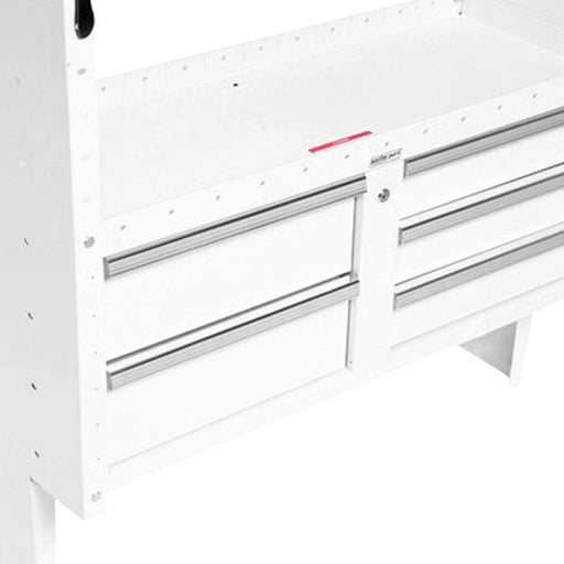 5 Drawer Secure Storage Module 42 in x 17 in x 16 in - 2609720