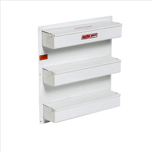 Door Organizer, 3 closed trays - 2911409