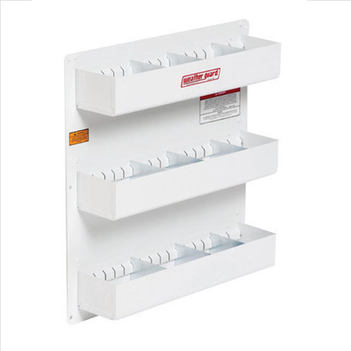 Door Organizer, 3 open trays - 2912140