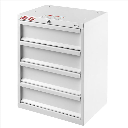 4 Drawer Cabinet 18 in x 14 in x 24 in - 2952682