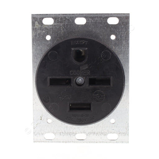 30A 3 Phase Receptacle - Miscellaneous - (8430-FR-15-30)