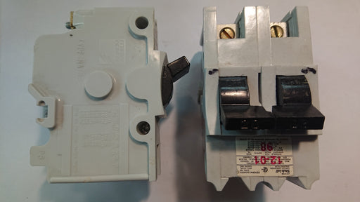 2P 20A 240V Circuit Breaker - Federal - (NB 220)