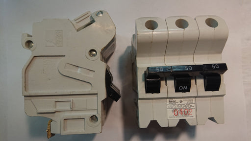 3P 50A 240V Circuit Breaker - Federal - (NB 350)