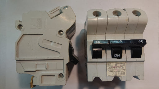 3P 60A 240V Circuit Breaker - Federal - (NB 360)