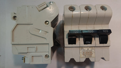 3P 100A 240V Circuit Breaker - Federal - (NB 3100)