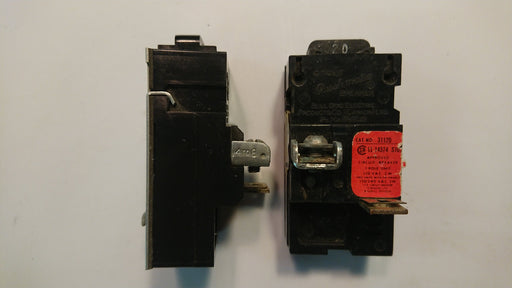 20A 1-Pole 120V Pushmatic Circuit Breaker - Bulldog - (P120)