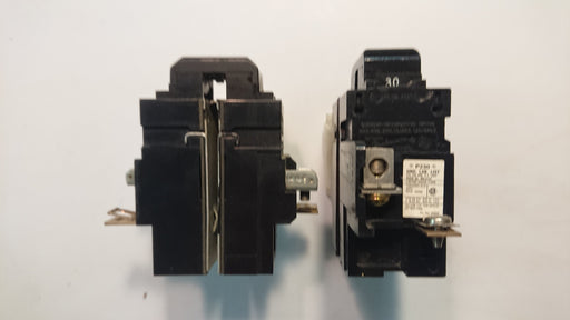 30A 2-Pole 240V Pushmatic Circuit Breaker - Bulldog - (P230)