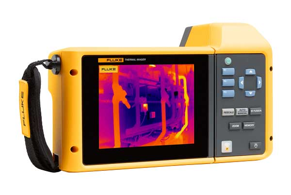THERMAL CAMERA RENTAL - (FLUKE TIX580)