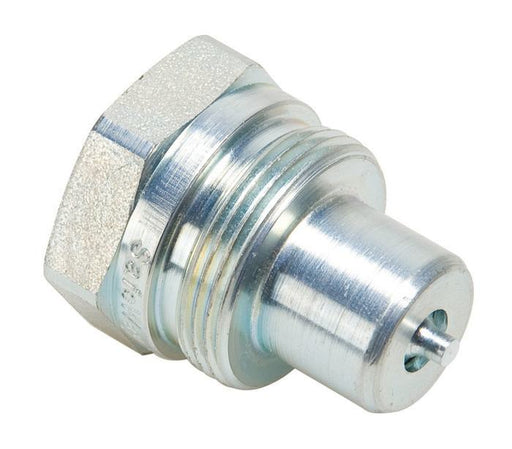 COUPLER-HYD MALE 3/8-18 NPTF - F022061