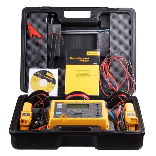 GROUND TESTER - (FLUKE 1625-2) - RENTAL