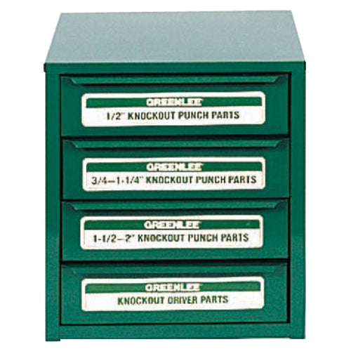 PUNCH SET,CONTRACTOR CABINET - 7360SB