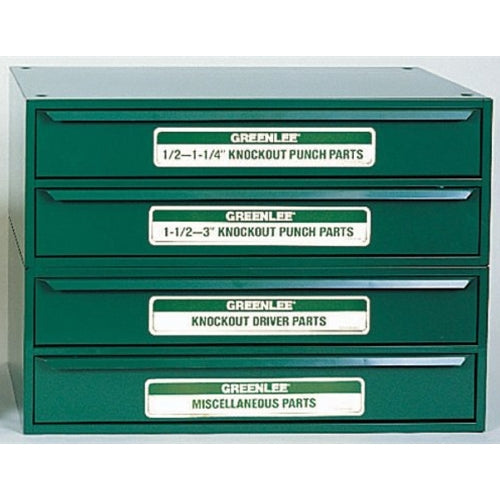PUNCH SET, DELUXE CABINET - 7361SB