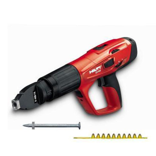 AUTOMATIC POWDER ACTUATED TOOL - (HILTI DX460) - RENTAL