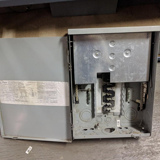 120/240v 125A Panel - Cutler Hammer - (RCPM112)