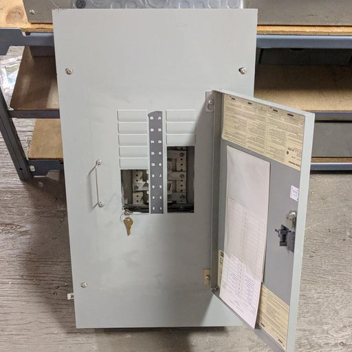 120/240v 125A Panel - Cutler Hammer - (CBL118)