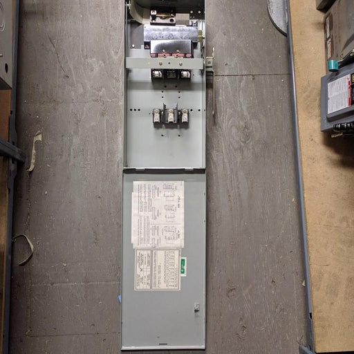 Fusible Switch 600V 30A 3-Phase - Cutler Hammer - (TAP-361)