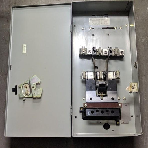 Fusible Switch 600V 200A - Westinghouse - (3703B75G07)