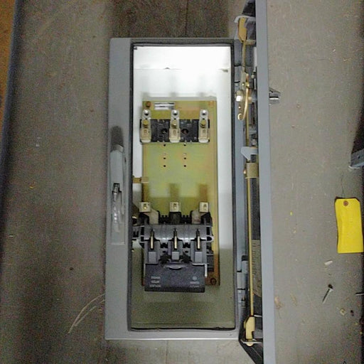 Fusible Switch 600V 100A - Westinghouse - (WSF3336)