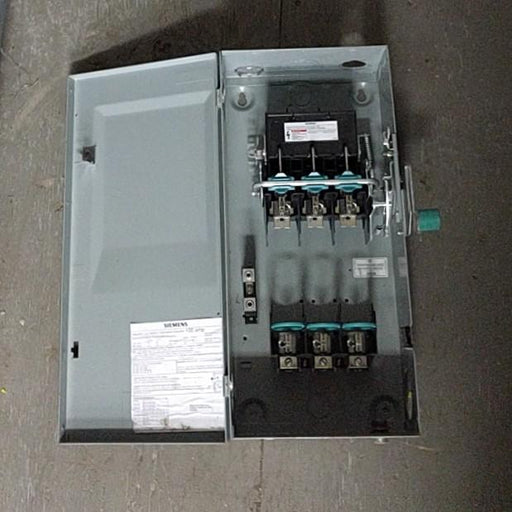 Fusible Switch 240V 60A - Siemens - (ID362)