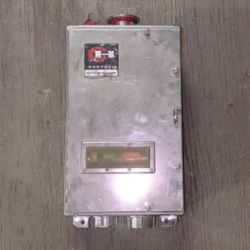 "Stainless Steel Panel Box 8.5"" x 14"""