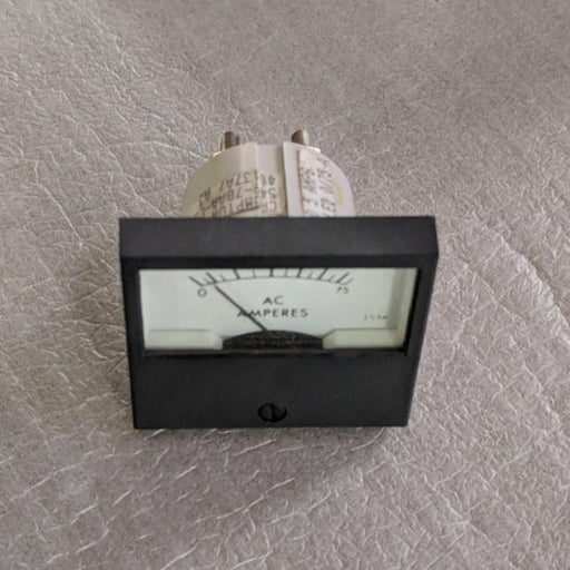 Ammeter - 0-75A - Crompton - (549-78AA-LSPB)