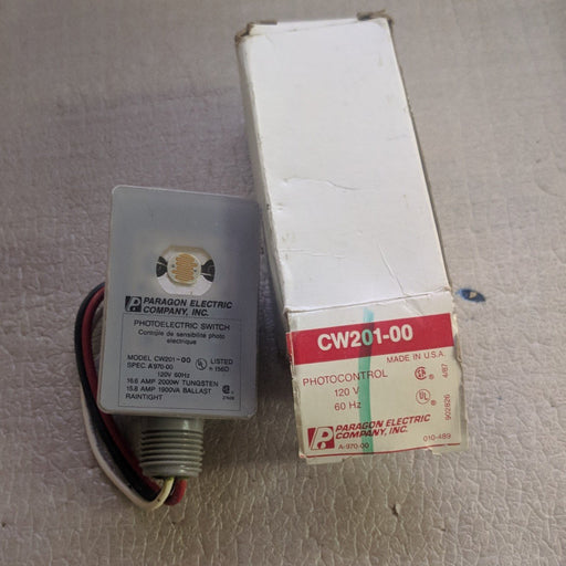 Photo Electric Switch 120V - Paragon Electric - (CW201-00)