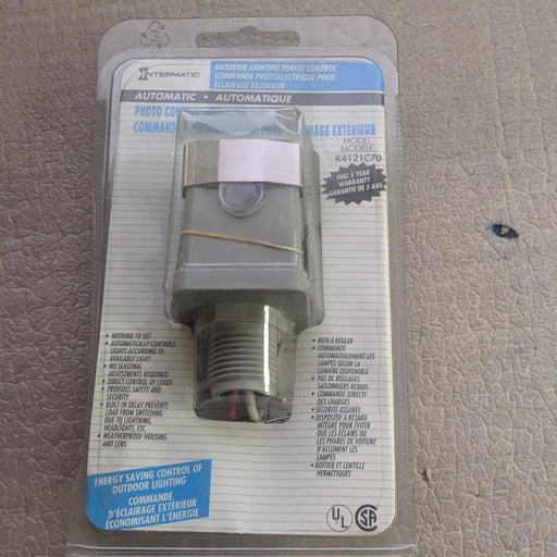Photo Electric Switch 120V - Intermatic Sensors - (K4121C70)