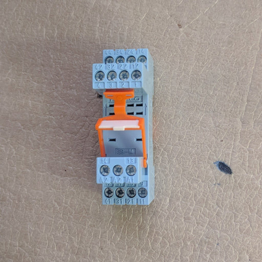 14 Pin Socket 6A 250V - Releco - (S9-M)