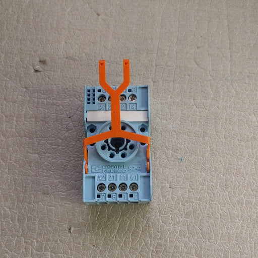 8 Pin Socket 10A 300V - Releco - (S2-B)
