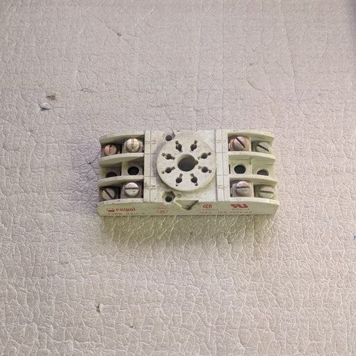 8 Pin Socket 10A 250V - Relpol - (GZU-8)
