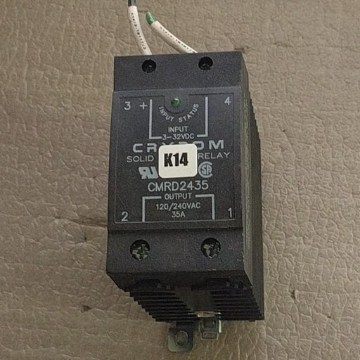 Solid State Relay - 120-240V - Crydom - (CMRD2435)
