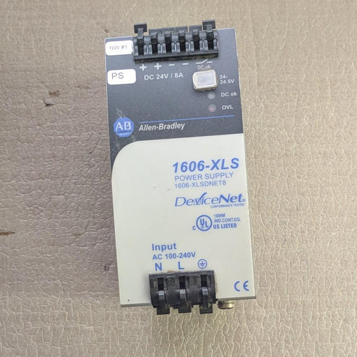 Power Supply 195W - Allen Bradley - (1606-XLS)