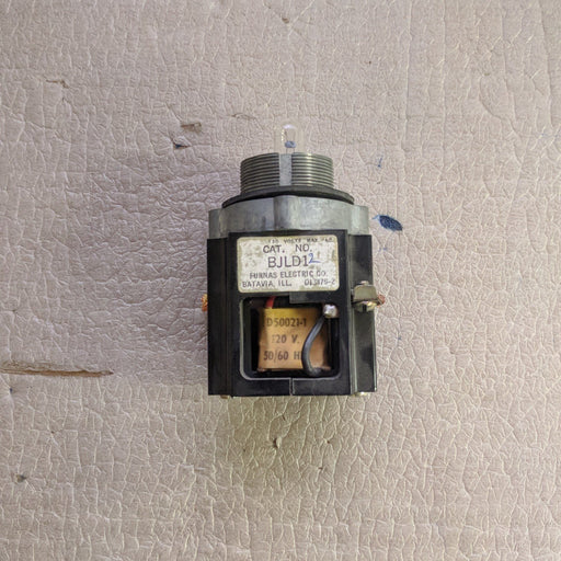 Illuminated Push Button 120V - Klockner Moeller - (BJLD12)