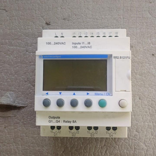 Compact Smart Relay 100-240V - Schneider Electric - (SR2 B121FU)