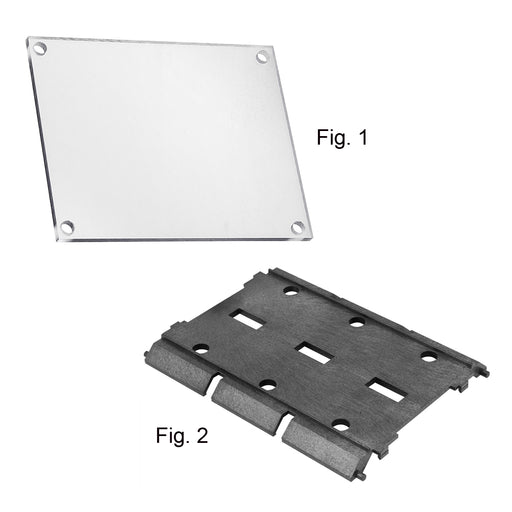 Distribution Block Cover - CH-3-S