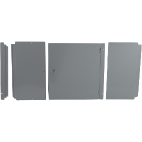 "Panel Front Cover 52"" - Square D - (HCN52TSD)"