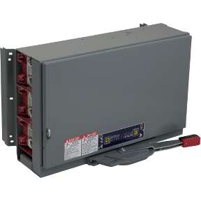 Branch Switch 600V 400A - Square D - (QMB366W)