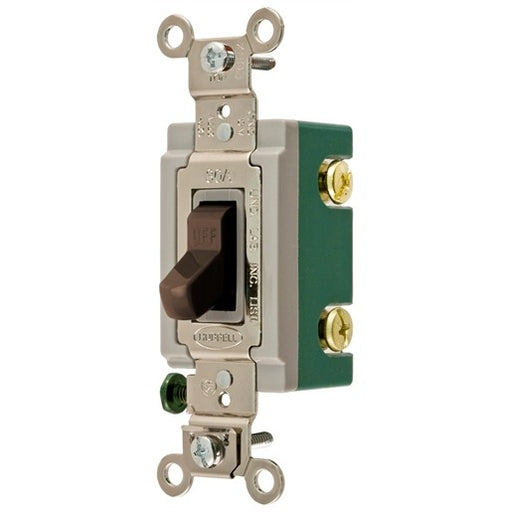 15A Brown Switch 125-250V 4-Way - Miscellaneous - (262)
