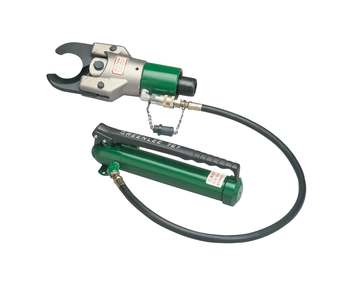 CABLE CUTTER - HYDRAULIC - (GREENLEE 750H767) - RENTAL