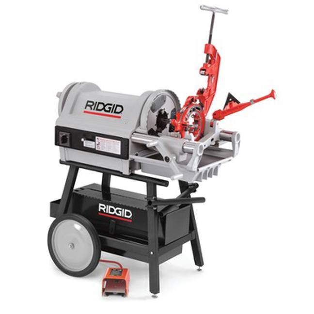 "AUTO THREADER RENTAL, UP TO 4"" - (RIDGID 1224)"