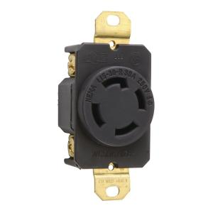 30A 3 Phase Receptacle - Miscellaneous - (5262-L15-30)