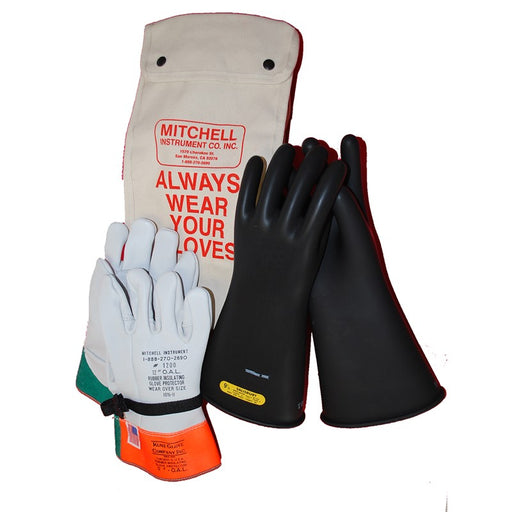 ARC FLASH GLOVES RENTAL, CLASS 2 - (SALISBURY ILPG-5S)